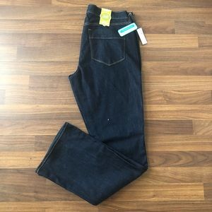 Woman's old navy boot cut jeans size 12